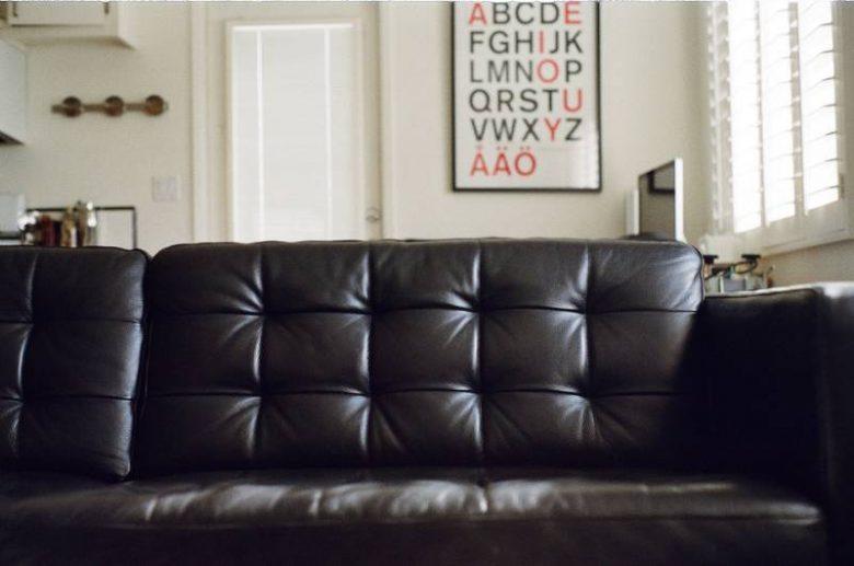 Scegliere il divano in pelle vera ecopelle o pelle rigenerata