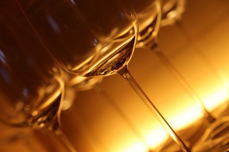 bicchieri di vetro