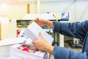 stampa di buste personalizzate