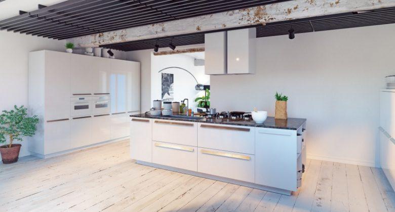 Tendenze di arredamento per la cucina moderna tnt post - Cucine lussuose moderne ...
