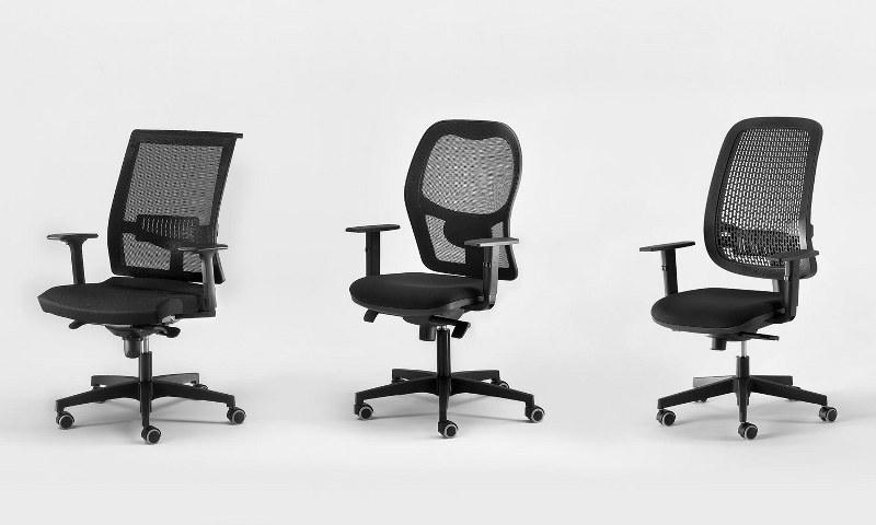 Sedie Ufficio Schiena : Sedie ergonomiche da ufficio per la salute della schiena tnt post